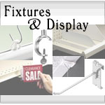 Fixtures & Display Products
