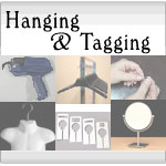 Hanging & Tagging Products